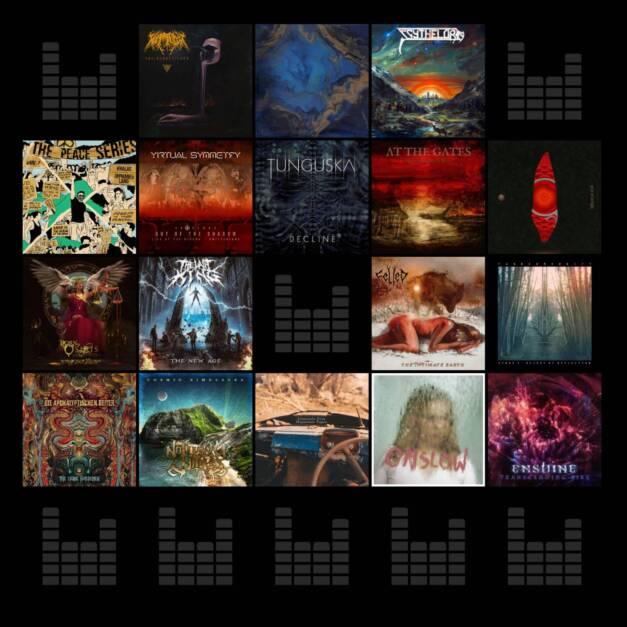 Two brilliant records in a prog metal week!