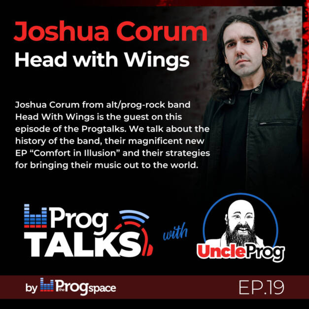 Progtalks interviews Head With Wings – Ep.19