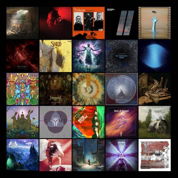 The prog is alive: 4 very different albums on this Friday
