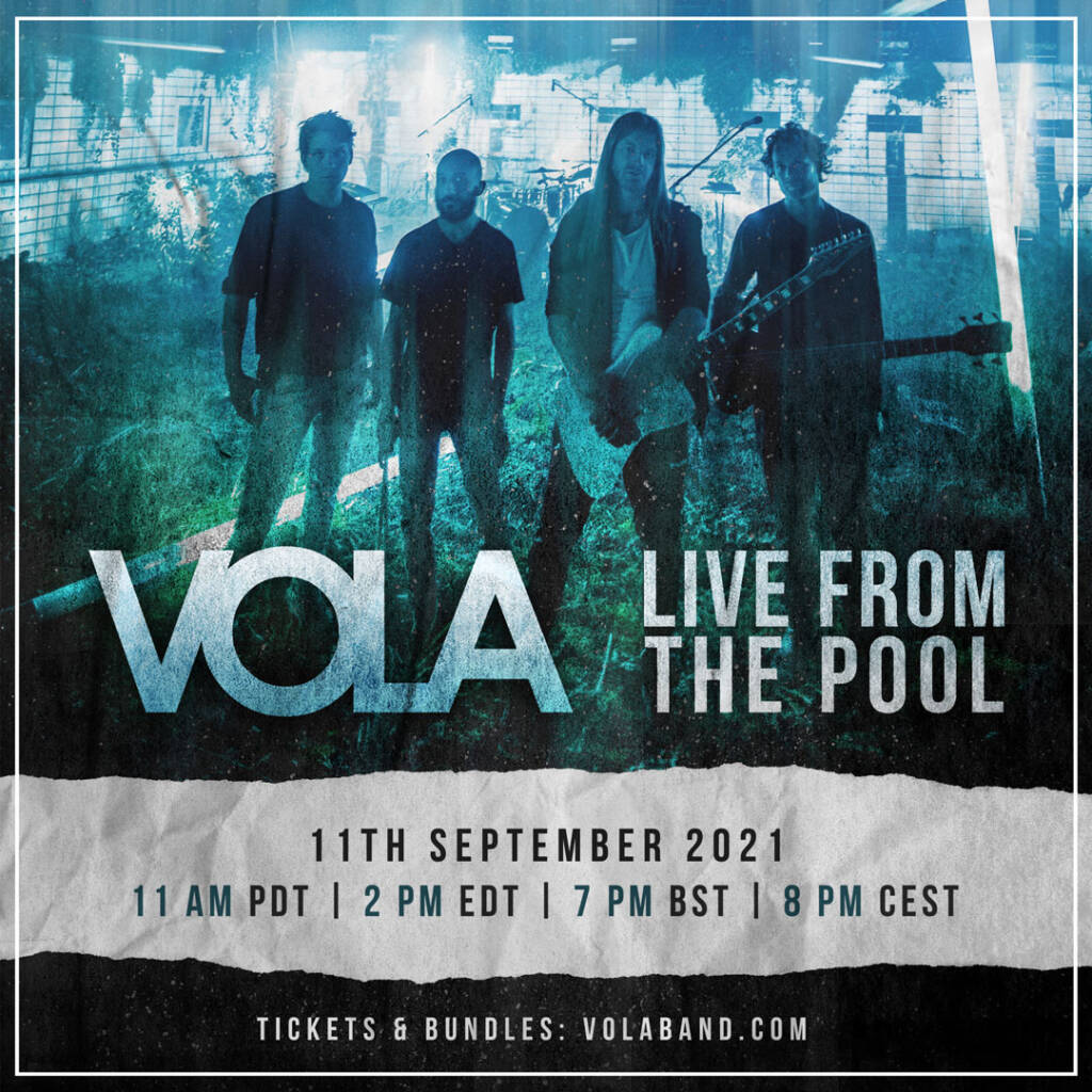VOLA – Live from the Pool