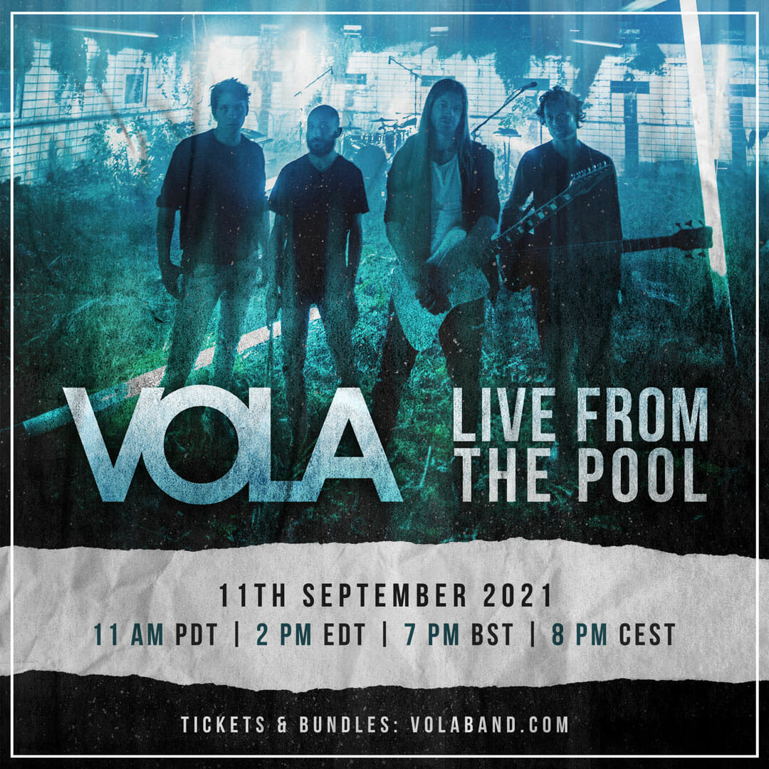VolaLiveFromThePool