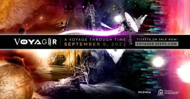 Voyager – A Voyage Through Time