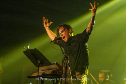 Alex Henry Foster in Warsaw, 12 October 2021