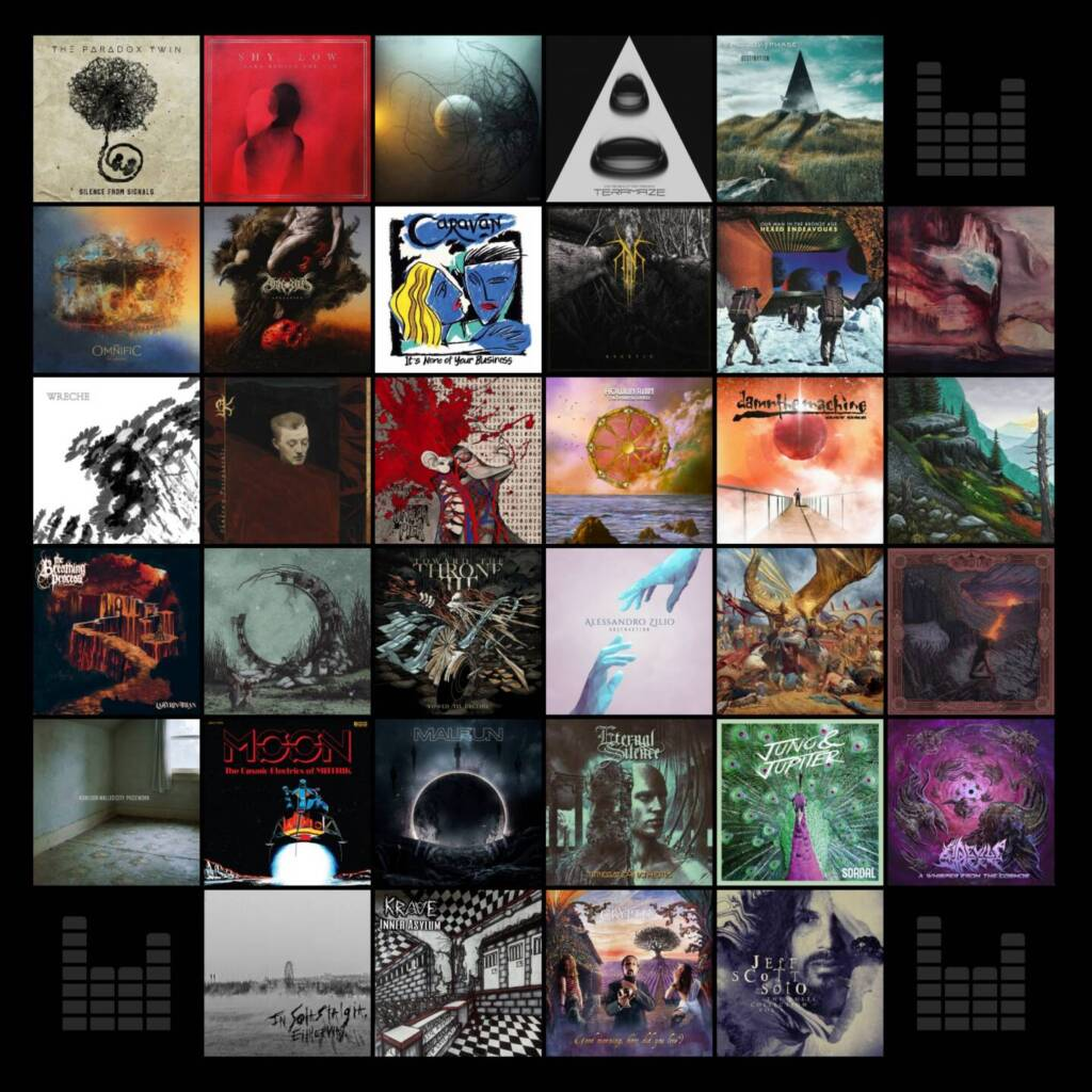 Prog Rock, Post Metal, Deathcore: we got them all!