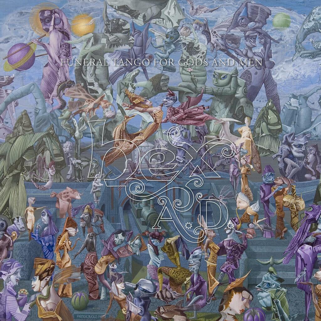 Hex A.D. – Funeral Tango for Gods & Men